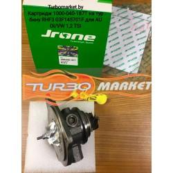 Картридж турбины на Citroen Jumper 2.8 HDI  BorgWarner 53039880081