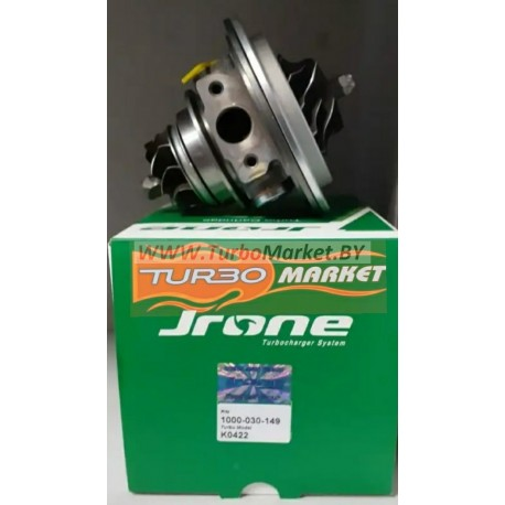 Картридж турбины Jrone на Volvo V40 1.9 DCI Garrett