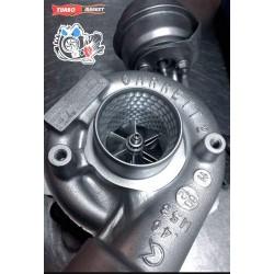 Восстановленная турбина для Audi A4, A6, A8, AllRoad 2.5L  Garrett 454135-5010S
