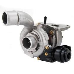 Турбина для Volvo-PKW S40 I 1.9 D Garrett 708639-5010S
