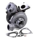 Турбина для Volvo Penta Schiff 2.4 D Garrett 723167-5004S