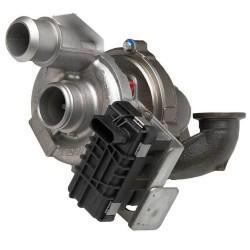 Турбина для Ford S-MAX 1.8L Garrett 742110-5007S