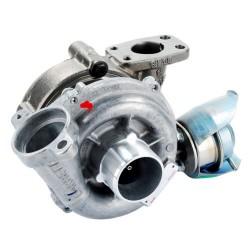 Турбина для Peugeot 1007 1.6 HDi FAP Garrett 753420-5005S