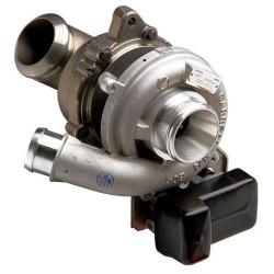 Турбина для Ford S-Max 2.2 TDCi Garrett 753544-5020S
