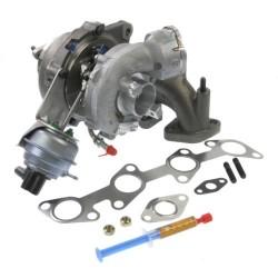 Турбина для Volkswagen Touran 2.0 TDI Garrett 757042-5018S