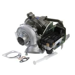 Турбина для BMW 520 d 2.0, Garrett 762965-5017S