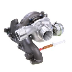 Турбина для Opel Signum 1.9 CDTI, Garrett 766340-5001S