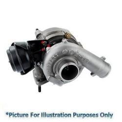 Восстановленная турбина для Audi A6 1,8T (C5) 132 кВт BorgWarner 53039880005