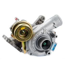 Восстановленная турбина для Peugeot 206 2.0 HDi BorgWarner 53039880057