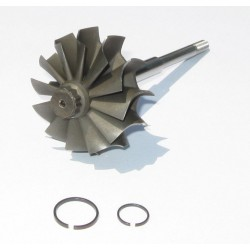 Вал турбины для Audi / Seat / VW / Skoda / Ford 1,9 TDI