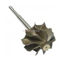 Вал турбины для Audi A4 1.9 TDI (B6) Garrett 454231-5010S