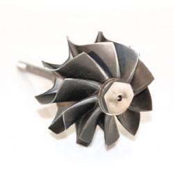 Вал турбины  для Citroen Evasion 2.0 HDi Garrett 706978-5001S